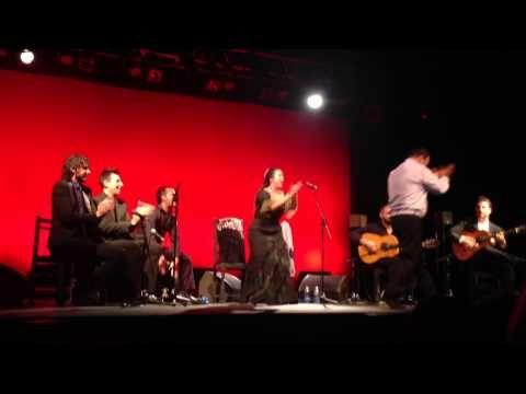 El Pele y Encarna Anillo ! Noche de magia Mont de Marsan 2014 - YouTube