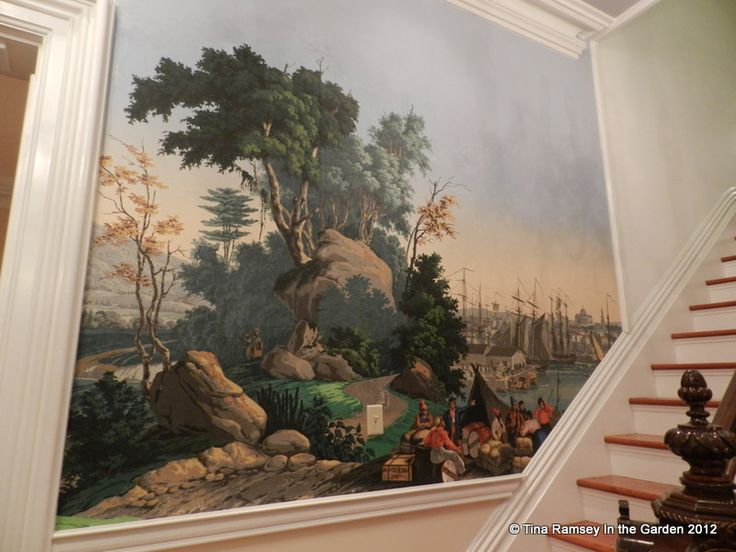 568 best images about trompe l 39 oeil on pinterest - Wallpaper trompe houtlook ...