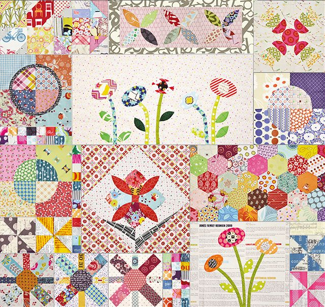 Quilting Grid Patterns : 311 best Quilts...Green Tea and Sweet Beans images on Pinterest Green teas, Beans and Patchwork