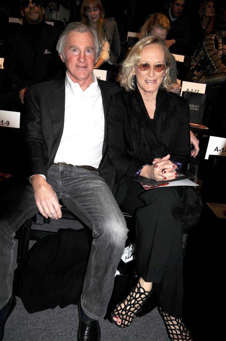Glenn Close y David Shaw