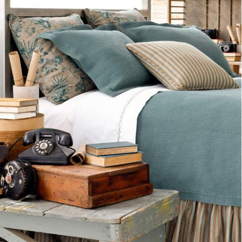 Antique Stripe Bedding