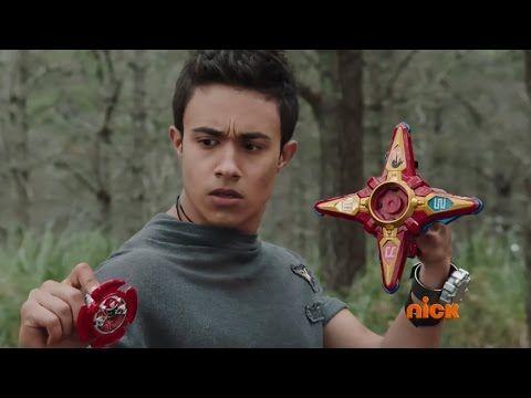 Power Rangers Ninja Steel - Le prisme - Chosen Power Rangers (épisode 1) - YouTube