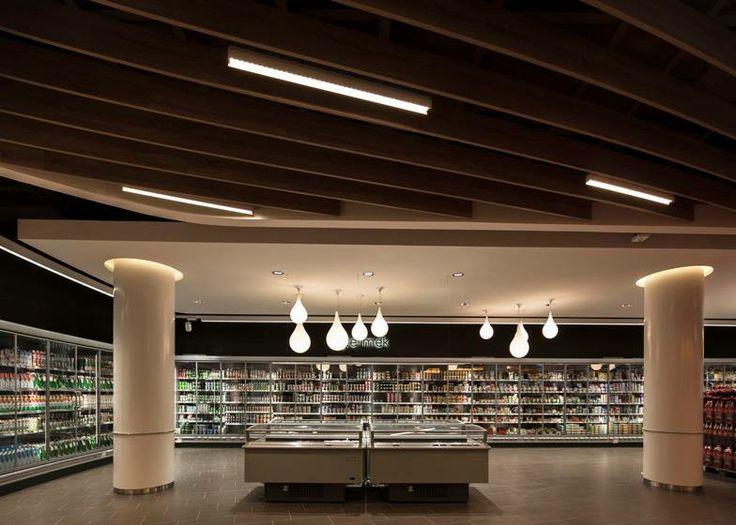Spar v Budapešti, a: LAB5 Architect http://www.lab5.hu/en