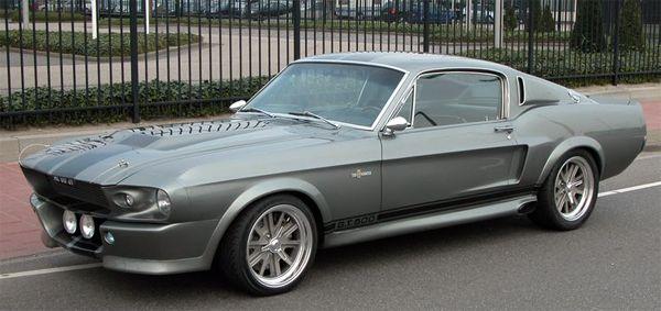 Gone in 60 Seconds: Eleanor II:1967 Shelby Mustang GT500