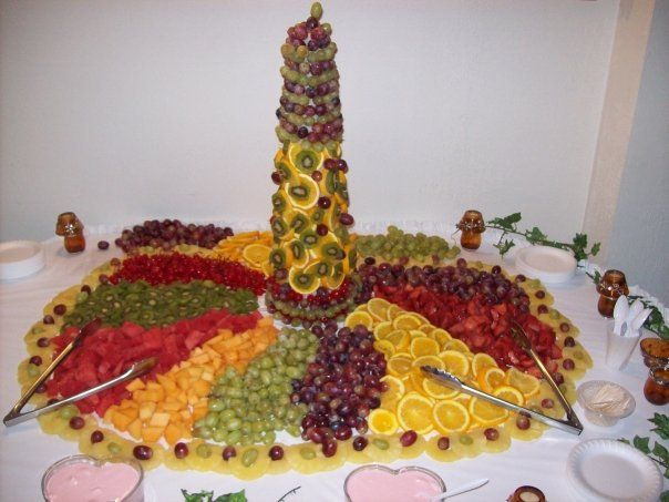 22 best images about Fruit tray on Pinterest