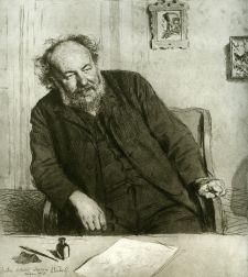 Portrait of Ales