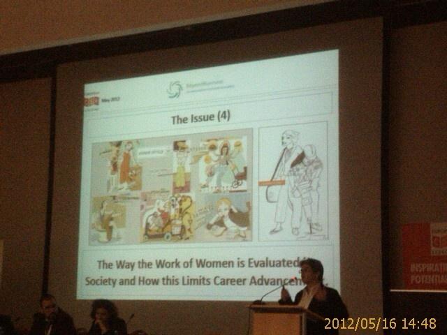 Ziua 2 - Beyond Business - cum e evaluata munca femeilor in societate