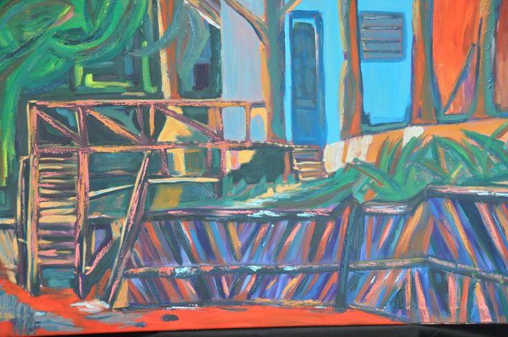 Botica Manzanares La casa azul
