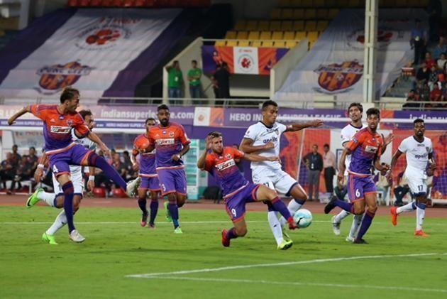 ISL 2017: FC Pune City 0-1 Chennaiyin FC: Super Machans maintain unblemished record against Stallions
