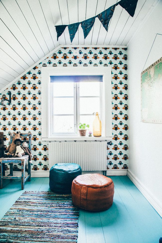my scandinavian home: The boho home and atelier of a Swedish artist & florist