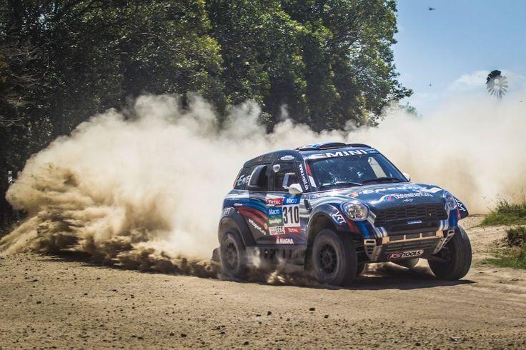 Vladimir Vasilyev / Konstantin Zhiltsov, MINI ALL4 Racing