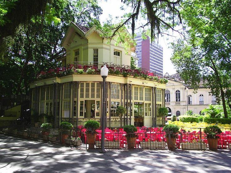 Pontos Turísticos em Porto Alegre   Viajar Pelo Mundo