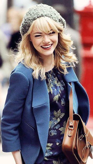 Emma Stone as Gwen Stacy :)