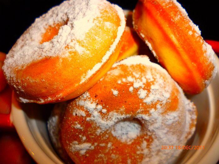Donuts (Gogosi)