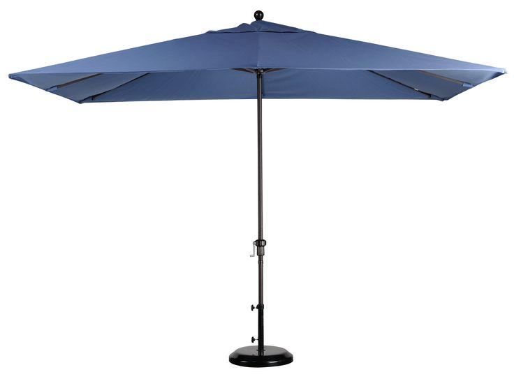 Sunbrella Rectangular Patio Umbrella
