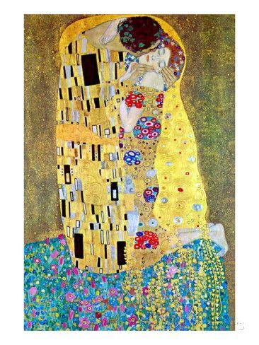 The Kiss Prints by Gustav Klimt at AllPosters.com