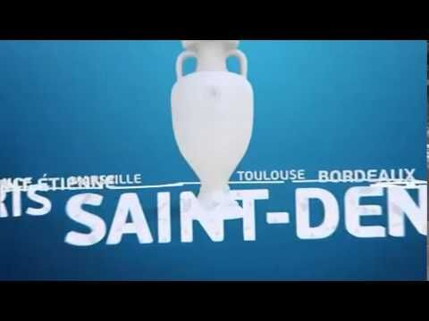 Intro Eurocopa Francia 2016 - YouTube