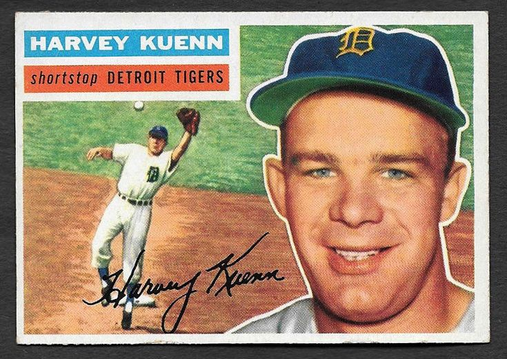 Park Art|My WordPress Blog_1956 Topps Baseball Cards White Back