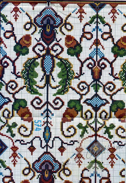 Gallery.ru / Фото #141 - Vintage Greek - Kenthma me Coton Perle DMC - Dora2012