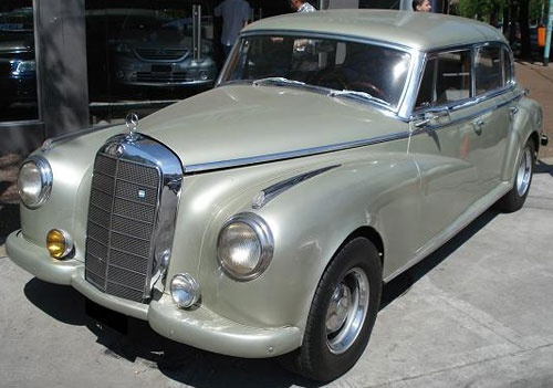 1000 images about autos clasicos on pinterest for Carros mercedes benz