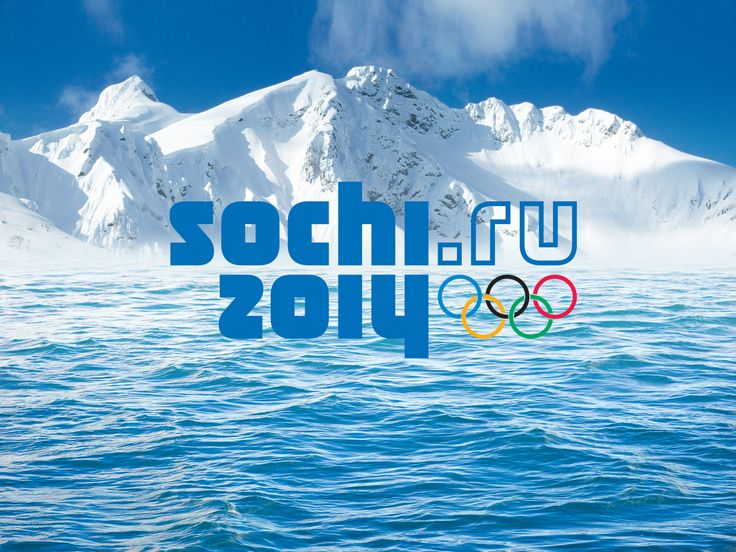 sochi 2014 | Sochi 2014 Brand Mountains