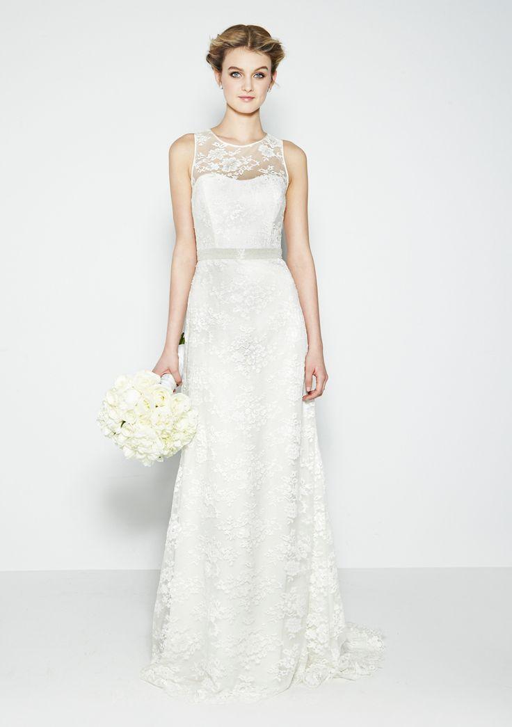 Mejores 73 imágenes de Vestidos de novia en Pinterest   Vestidos de ...