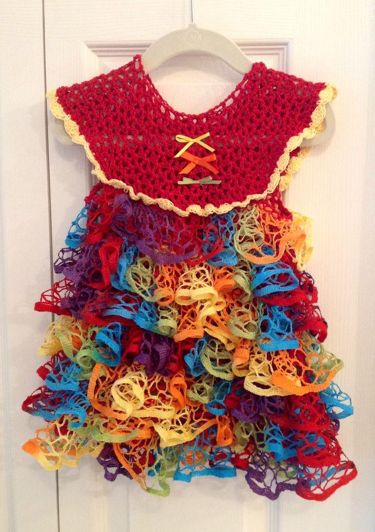 Excelente Sashay Yarn Crochet Patterns Fotos Ideas De Patrones De