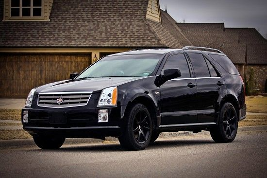 cadillac srx rims | 2004 Cadillac SRX V $19,500 Possible trade - 100269511 | Custom ...