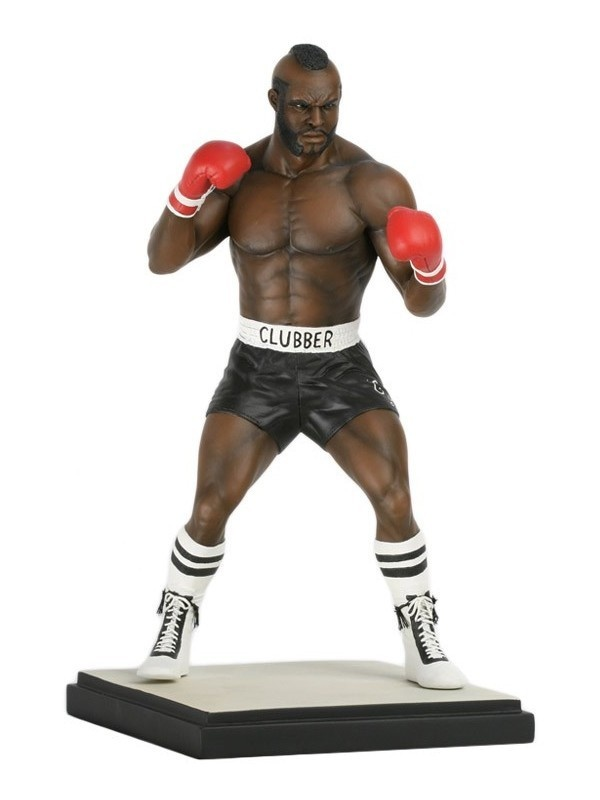 Hollywood Collectibles Group Rocky III Clubber Lang 12 inch Polystone Statue | eBay