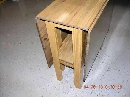 Gateleg Table Plans Woodworking Projects Amp Plans