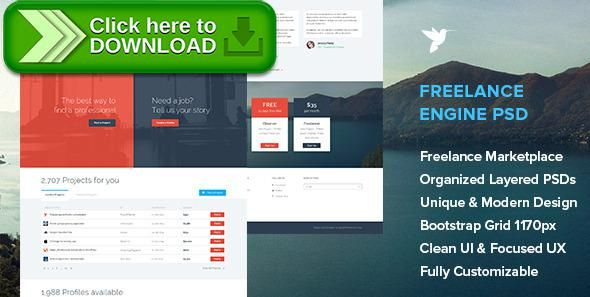 [ThemeForest]Free nulled download FreelanceEngine - Freelance Marketplace Template from http://zippyfile.download/f.php?id=12946 Tags: agency, bidding, business, employer, enginethemes, focused, freelance, freelanceengine, freelancer, job board, marketplace, minimal, modern, project, wordpress theme