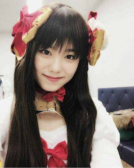 KIM SOHYE IS MY I.O.I BIAS! SHE IS THE DEFINITION OF AMAZING!!!