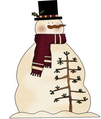 Frozen Snowman Pattern - Snowman Crafts Template for Wood