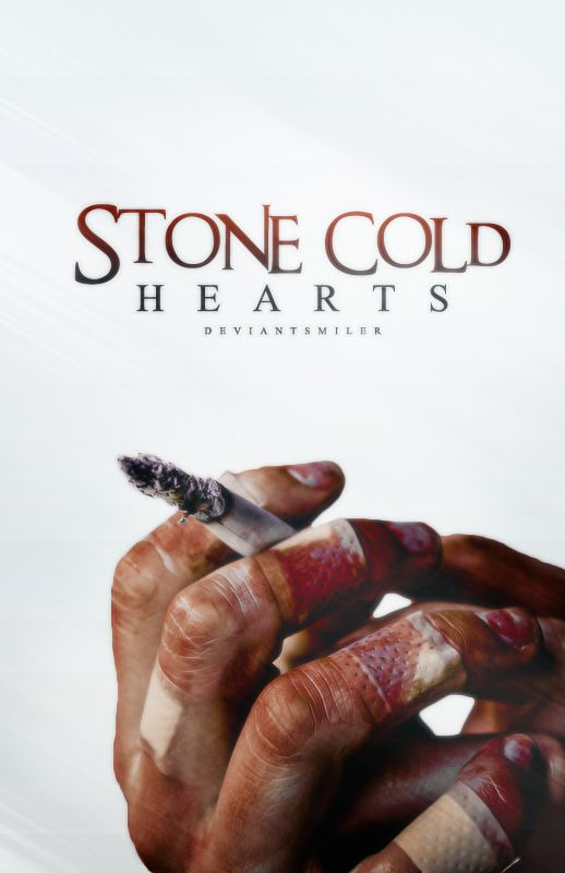 Stone Cold Heart - Wattpad Cover by DeviantSmiler