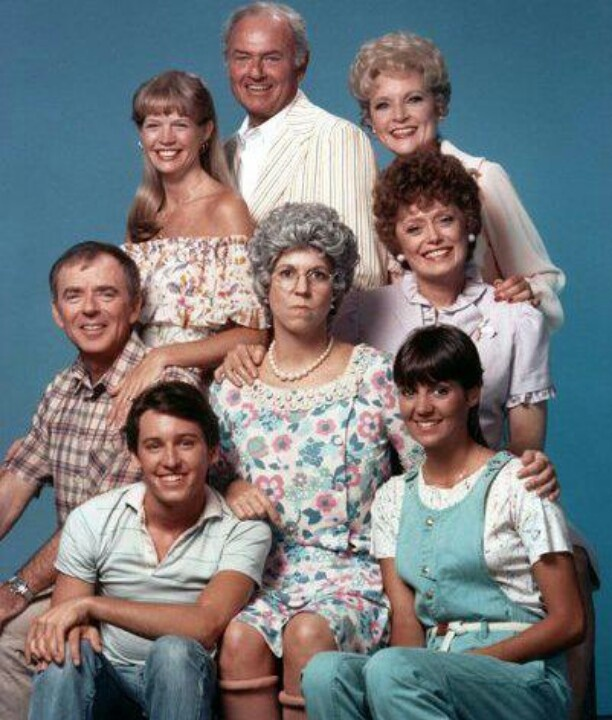 Mama's Family - This show always made me want shirts with my shoulders exposed like Naomi. LOL {r}