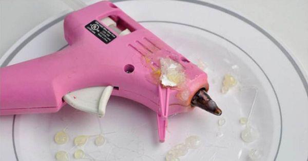 Comment bricoler un support de pistolet à colle chaude facilement!