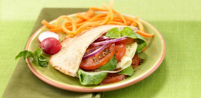 Tomato-basil sandwich http://diet.mayoclinic.org/food-fitness/recipe-for-tomato-basil-sandwich/17506?xid=nl_MayoClinicDiet_20150120