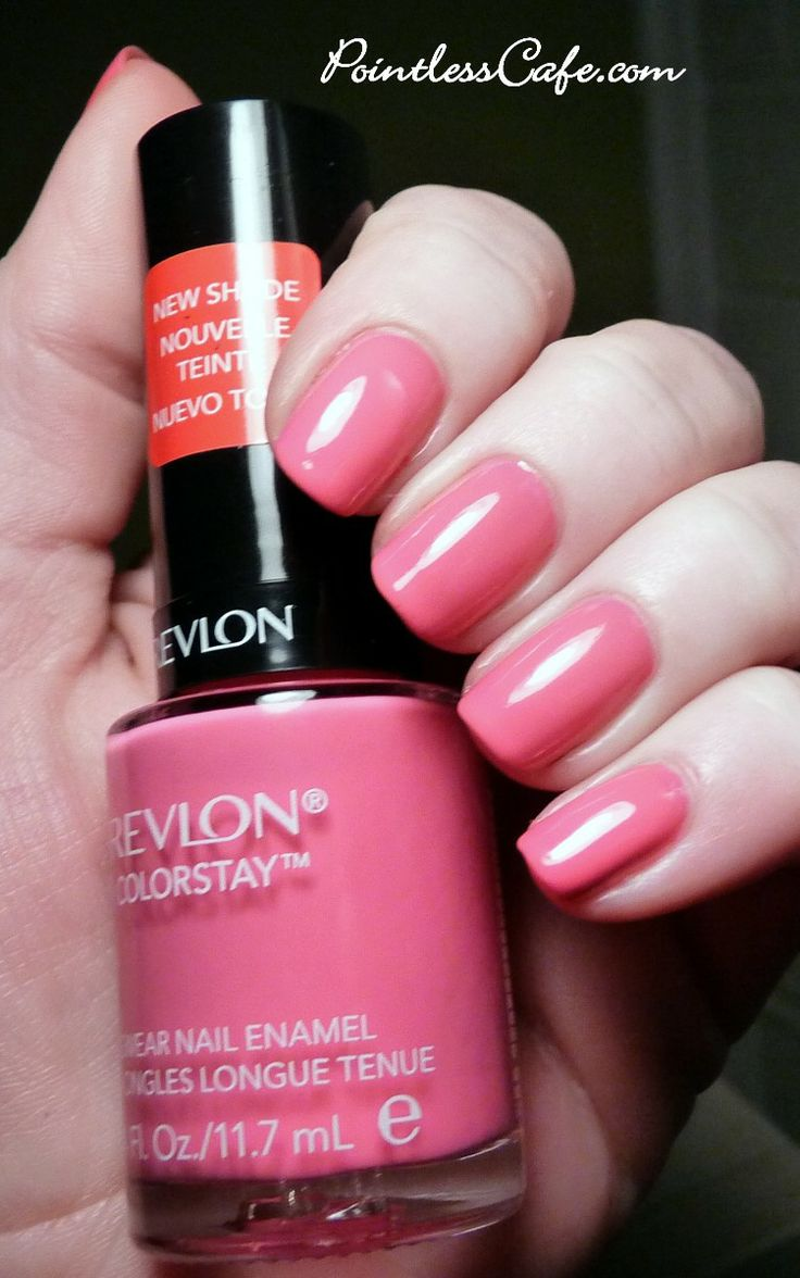 56 best revlon wishlist images on pinterest nail polish revlon revlon colorstay passionate pink pointless cafe nvjuhfo Image collections