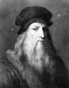 Leonardo da Vinci was likely one of the most intelligent human beings to ever live. He churned out paintings, weapons, stage designs, inventions, and ideas by the thousands - books and books of notes and drawings. When he died, he said that he wished that he had done more, and berated himself for accomplishing so little. He was also gay (and was arrested for it by the church) and likely had ADHD.