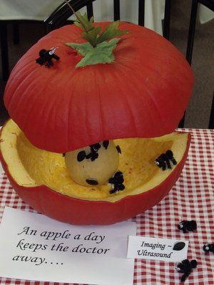 Pumpkin Decorating Contest Winners Pumpkin