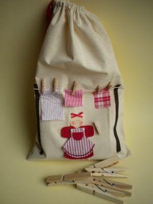 La classe della maestra Valentina: sacchetti