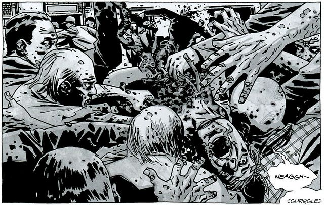 walking dead comic pictures | The Walking Dead - Comic Artwork 24 | Flickr - Photo Sharing!