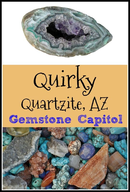 Quartzite's gem and mineral show attracts 1.5 million visitors a year...want to be one of them? #arizona #gemstones #desertlife #snowbirds
