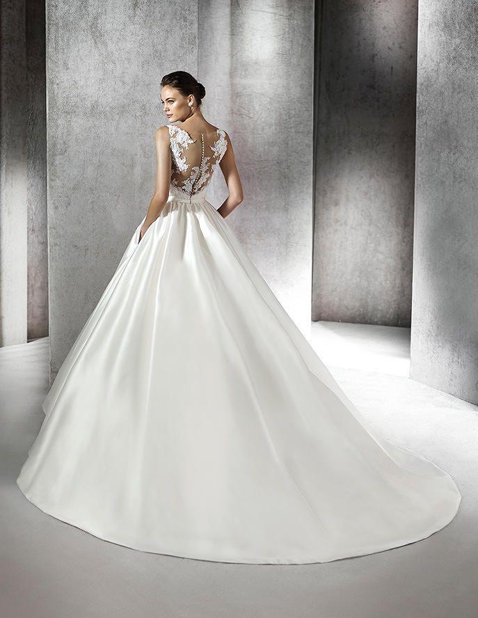 San Patrick Bridal 2016 Style ZAYAN Wholesale Wedding Dresses ...