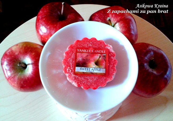 Pachnące Umilacze Wg Joanny: Podobno słodkie jabłko..