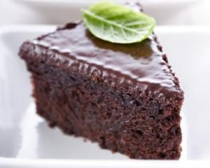 Eggless Chocolate cake recipe - worked really well, but topped mine with chocolate buttercream (add a tablespoon of Nutella to the buttercream to give it a richer flavour).