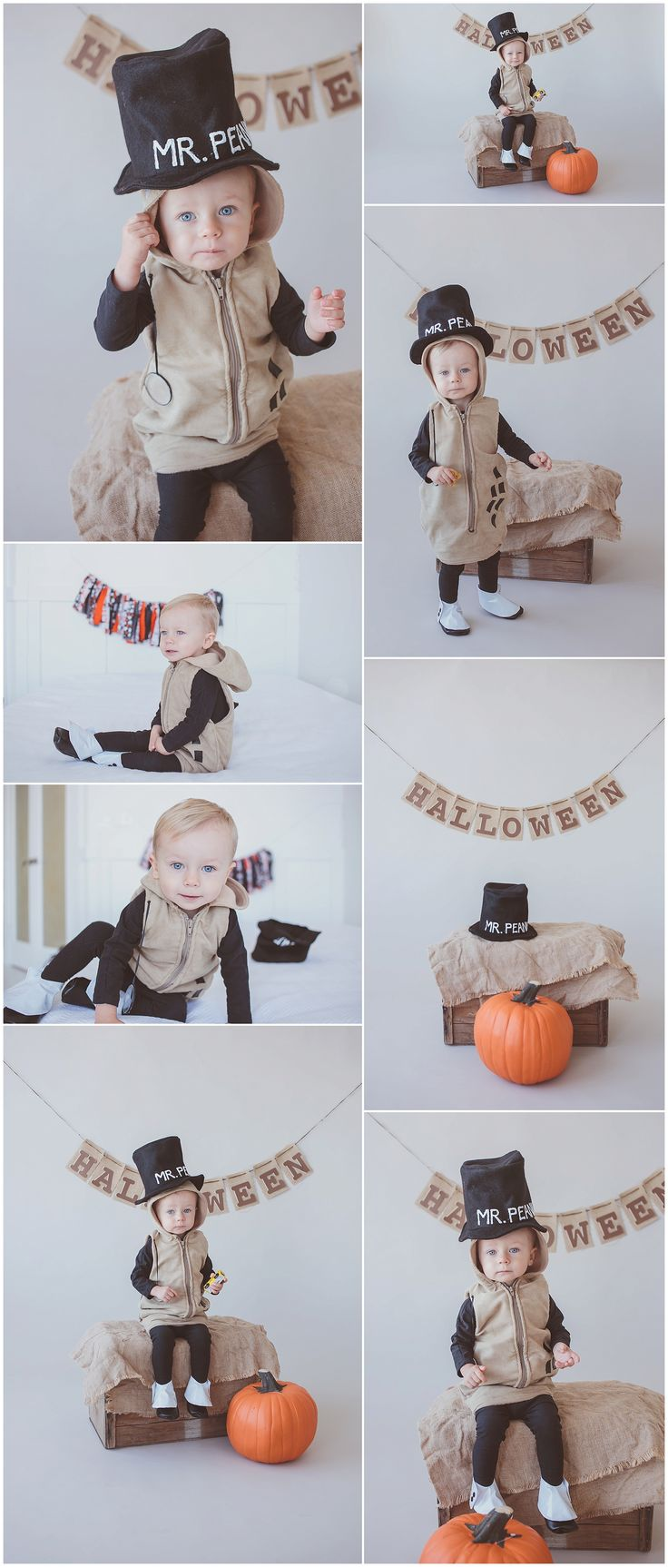 Halloween mini sessions were so so cute and super fun to do! a huge success too. Hope you love these as much as I loved working with these kids. xoxo Beka