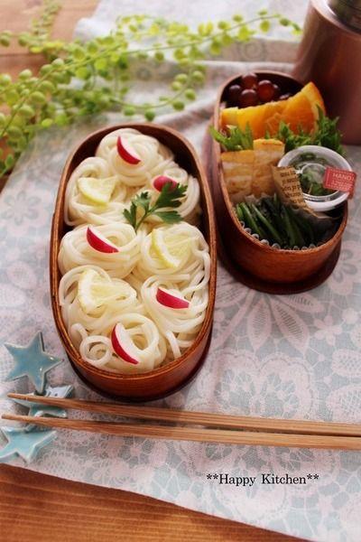 七夕の素麺弁当*と、素麺アレンジレシピ by たっきーママ(奥田和美 ...