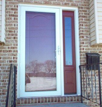 Provia Entrance Door U0026 Storm Door