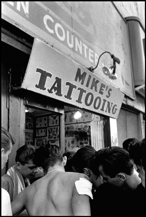 63 best photography bruce davidson images on pinterest for Best tattoo shops in brooklyn